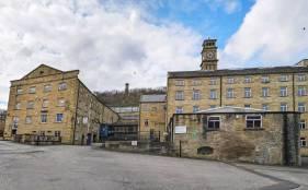 study in Huddersfield